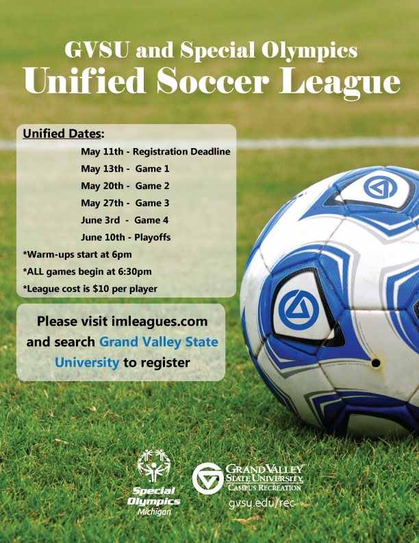 Unified Soccer this Spring!